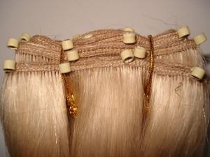 EZ Weft Hair Extensions