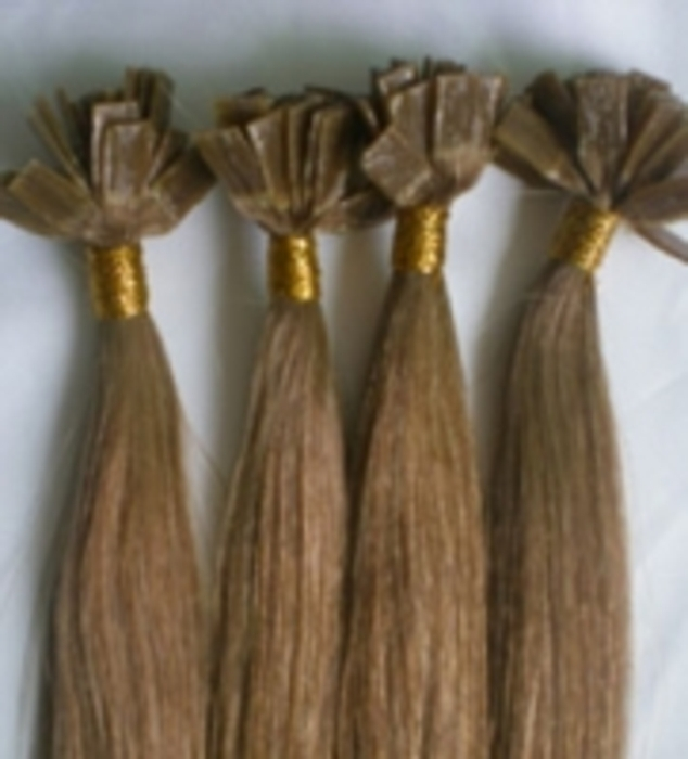 Flat Tip Hair Extension Hair Extensions 100 Natural Human Clip In