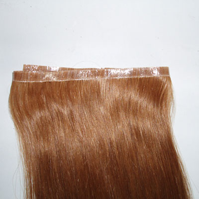 Extension Hair Skin Weft 37