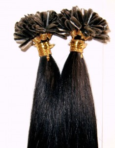 U-tip Pre-bonded Hair Extension