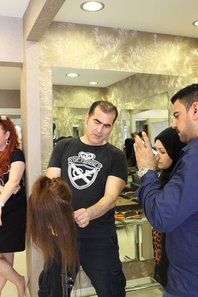 hair extensions school in istanbul