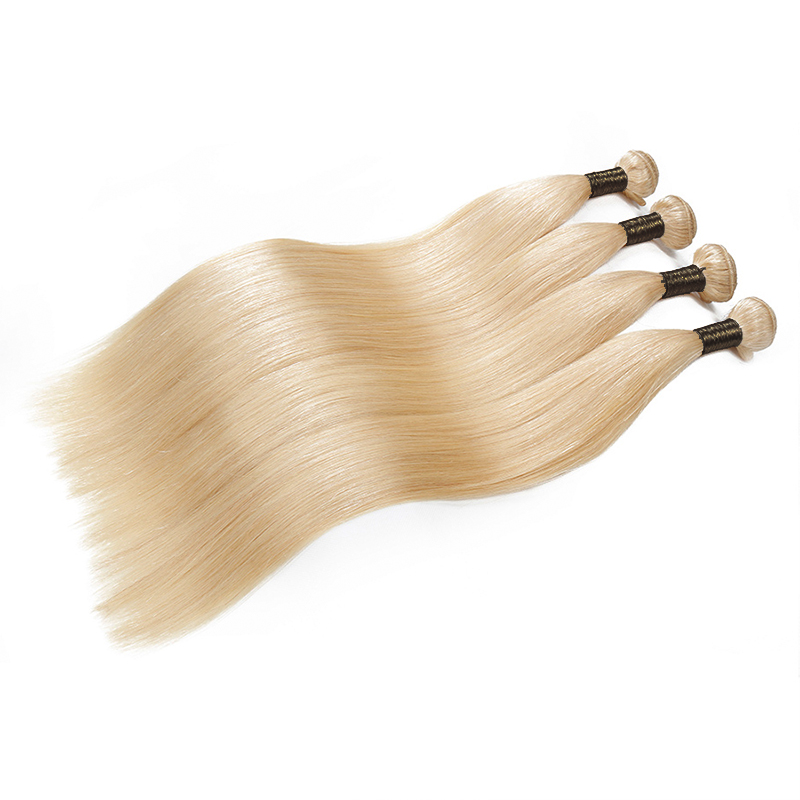 Blond Wefted Hair Tresses sach