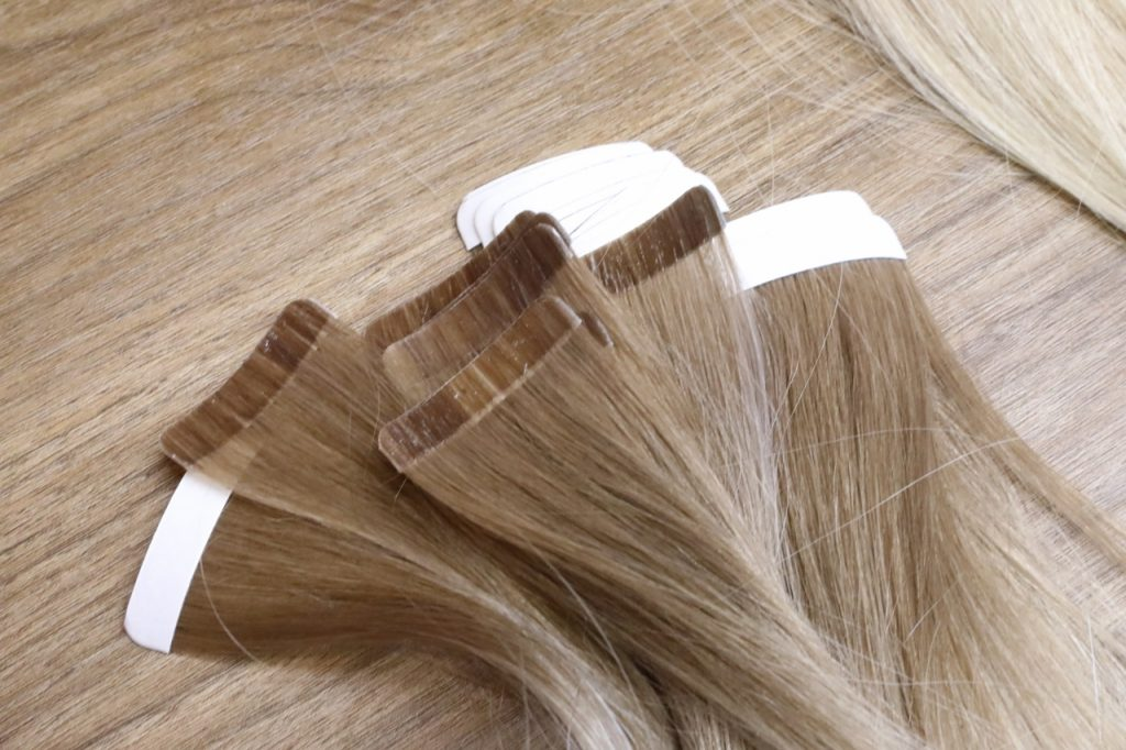 butterfly extension brown