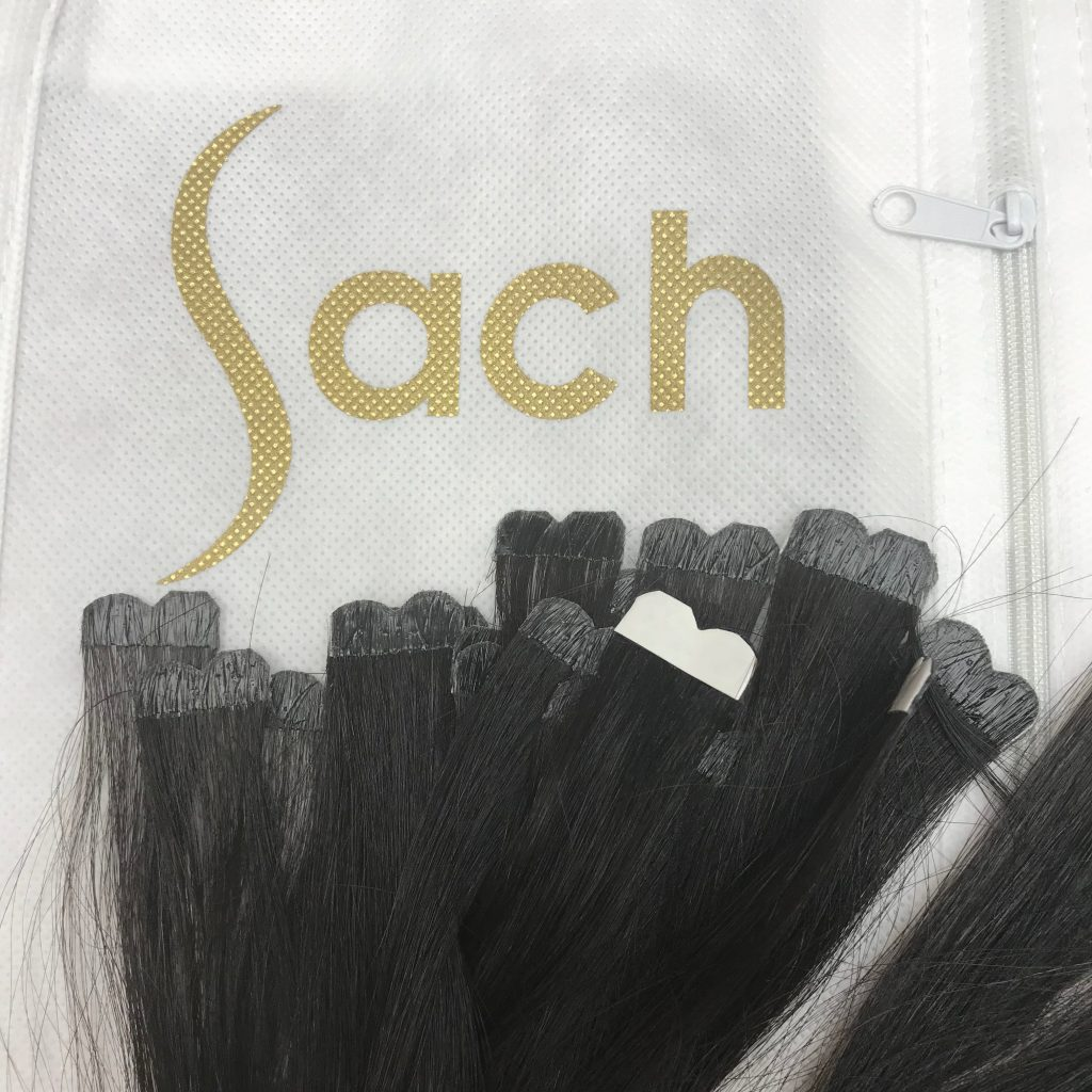 sach tape in extension
