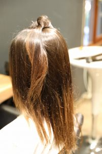micro capsule hair extensions